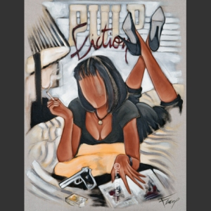 Pierre Farel - Pulp Fiction