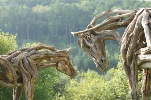 sculpture de Heather Jansch