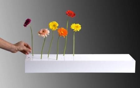 tablette murale v g tale de julien vidame chez vidame cr ation la bulle archi design. Black Bedroom Furniture Sets. Home Design Ideas